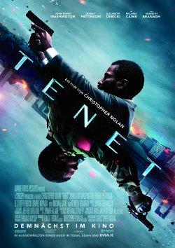 Tenet - Plakat zum Film