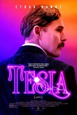 Tesla - Plakat zum Film