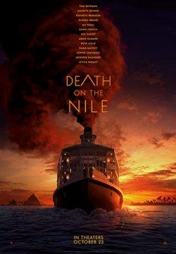 Tod auf dem Nil - Plakat zum Film