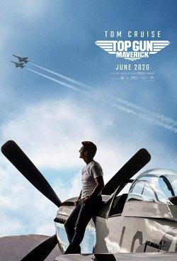 Top Gun: Maverick - Plakat zum Film