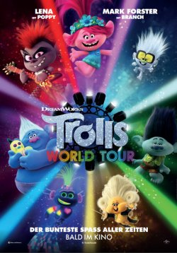 Trolls World Tour - Plakat zum Film