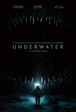 Underwater - Es ist erwacht - Plakat zum Film