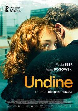 Undine - Plakat zum Film