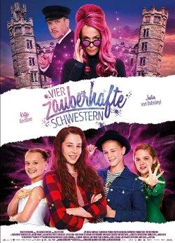 Vier zauberhafte Schwestern - Plakat zum Film