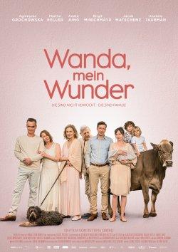 Wanda, mein Wunder - Plakat zum Film