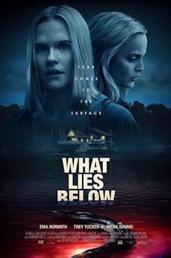 What Lies Below - Plakat zum Film