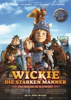 Wickie und die starken Männer - Das magische Schwert - Plakat zum Film