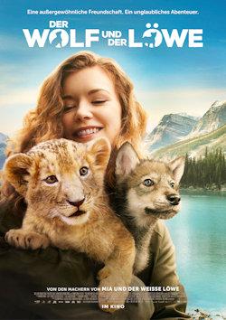 Der Wolf und der Löwe - Plakat zum Film