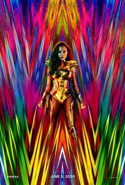 Wonder Woman 1984 - Plakat zum Film