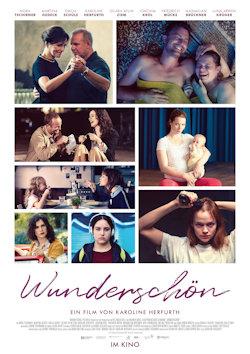 Wunderschön - Plakat zum Film