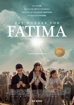 Das Wunder von Fatima - Moment der Hoffnung - Plakat zum Film