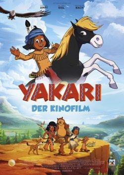 Yakari - Der Kinofilm - Plakat zum Film