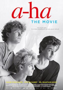 a-ha - The Movie - Plakat zum Film