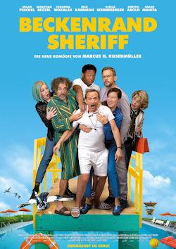 Beckenrand Sheriff - Plakat zum Film