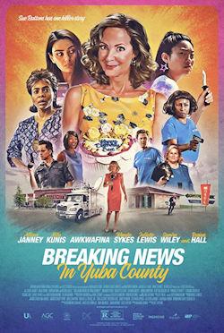 Breaking News In Yuba Country - Plakat zum Film