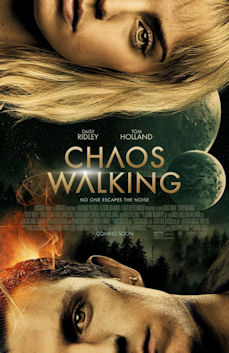 Chaos Walking - Plakat zum Film