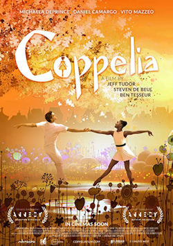 Coppelia - Plakat zum Film