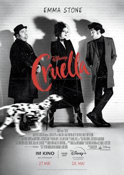 Cruella - Plakat zum Film