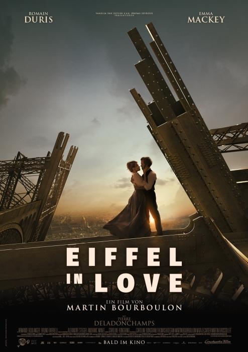 Eiffel In Love - Plakat zum Film