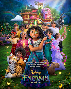 Encanto - Plakat zum Film