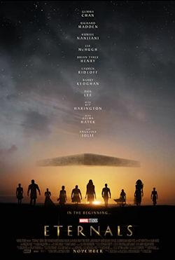 Eternals - Plakat zum Film