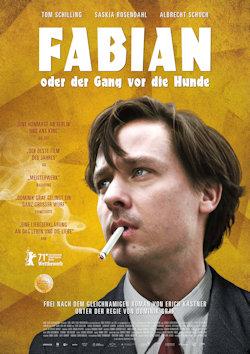 Fabian oder Der Gang vor die Hunde - Plakat zum Film