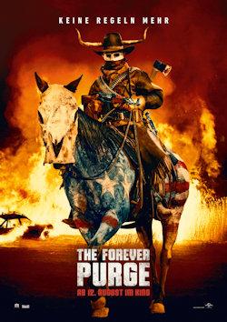 The Forever Purge - Plakat zum Film