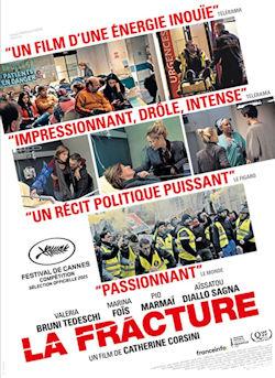 La fracture - Plakat zum Film