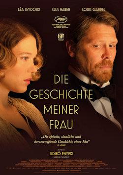 Die Geschichte meiner Frau - Plakat zum Film