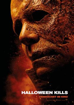 Halloween Ends - Plakat zum Film