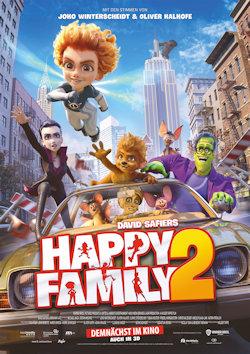 Happy Family 2 - Plakat zum Film