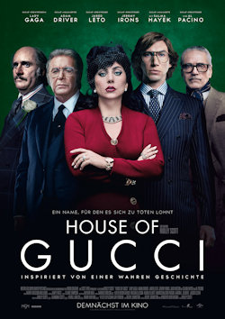 House Of Gucci - Plakat zum Film