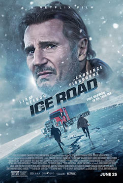 The Ice Road - Plakat zum Film