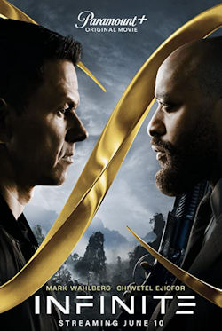 Infinite - Plakat zum Film