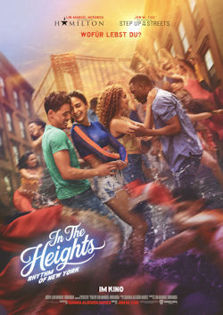In The Heights - Plakat zum Film