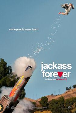 Jackass Forever - Plakat zum Film