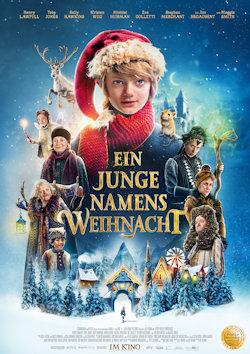 Ein Junge namens Weihnacht - Plakat zum Film