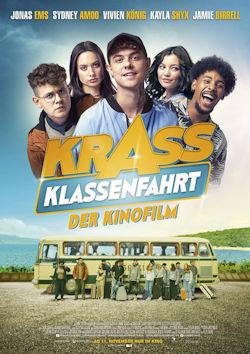 Krass Klassenfahrt - Der Kinofilm - Plakat zum Film