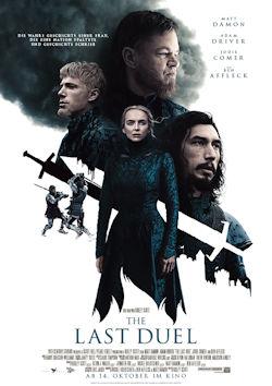 Last Duel - Plakat zum Film