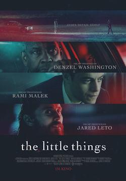 The Little Things - Plakat zum Film