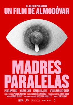 Parallele Mütter - Plakat zum Film