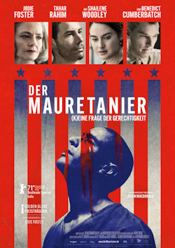 Der Mauretanier - Plakat zum Film
