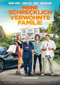Meine schrecklich verwöhnte Familie - Plakat zum Film