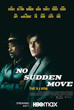 No Sudden Move - Plakat zum Film