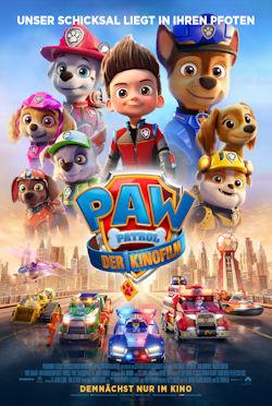 Paw Patrol - Der Kinofilm - Plakat zum Film