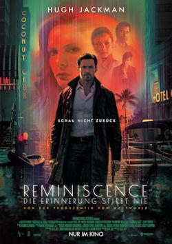 Reminiscence  - Plakat zum Film