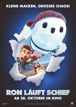 Ron läuft schief - Plakat zum Film