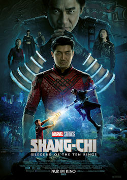 Shang-Chi And The Legend Of The Ten Rings - Plakat zum Film