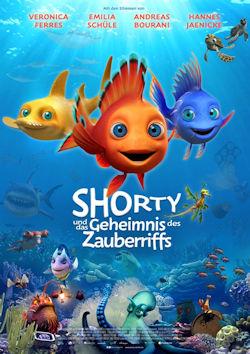 Shorty und das Geheimnis des Zauberriffs - Plakat zum Film
