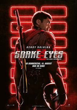 Snake Eyes: G.I. Joe Origins - Plakat zum Film